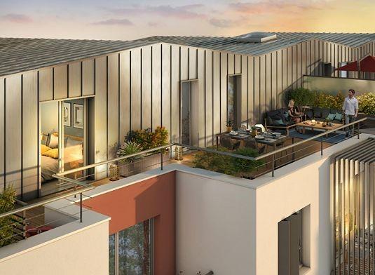 bâtiment résidentiel - Bagneux