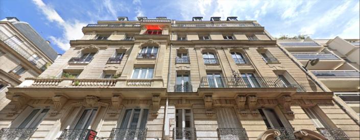 réhabilitation résidences Paris 15ème