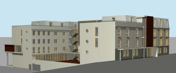 EHPAD et logements qualité environnementale - Vaires sur Marne