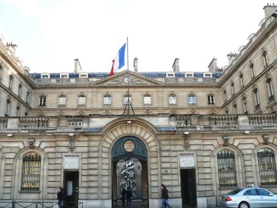 Caisse des dépôts et consignation de PARIS VII