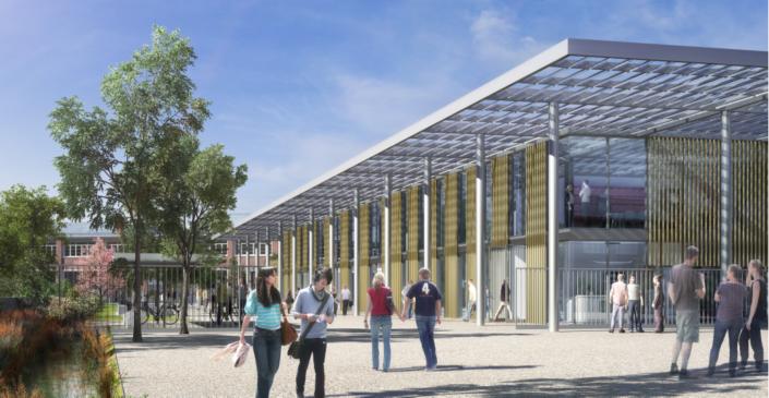 Lycée des métiers Gustave Monod à ENGHIEN-ST GRATIEN (95)