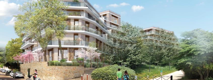 projet résidentiel Sceaux