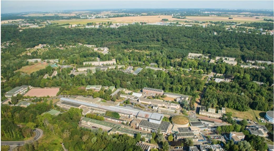 Université Paris Sud Saclay à ORSAY (91)